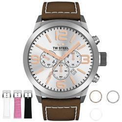 TW Steel Marc Coblen Edition TWMC32 Ladies Watch Chronograph